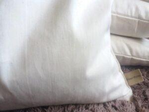 nyugodt alvás - tönkölypárna